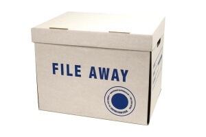 Archieve Box Standard Pick and Move