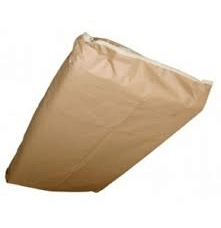 Brown paper mattress cover double Pick and Move