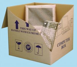 COMPUTER BOX Pick and Move