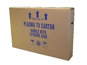 Plasma TV Box Pick and Move