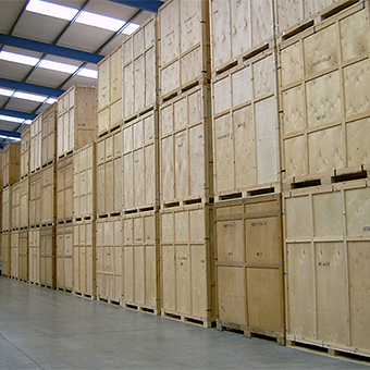 Self storage in London or  Mobile Storage. What are your options