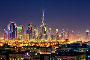 DUBAI SKYLINE Pick and Move