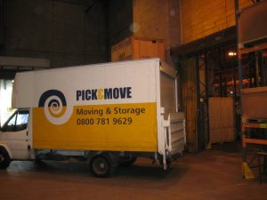 Removals and Storage - W1 Pick and Move