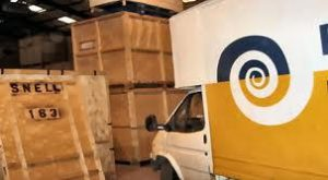 Business Storage London Pick and Move