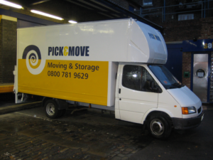 Self Storage Central London Pick and Move