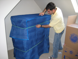 W1- Self Storage Mayfair Pick and Move