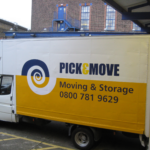 Removal firms London Pick and Move
