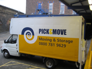 WAREHOUSE VAN Pick and Move