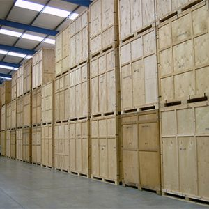 EC4 Self Storage Pick and Move