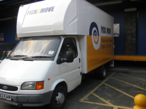 W1- Self Storage Mayfair Pick and Move